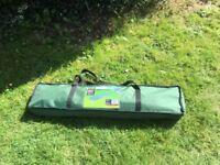 Halfords lightweight folding campbed