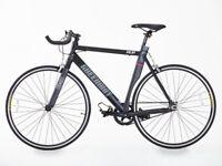 Aluminium fixed gear bike many colours, SUMMER SALE £199 limited quantity