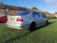 BMW E39 2.5 D very nice and clean!!!