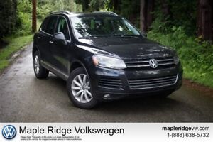 2012 Volkswagen Touareg 3.6L Highline (A8)