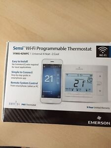 Emerson Sensi Wifi Programmable Thermostat