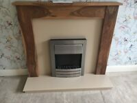**REDUCED** Electric Fireplace
