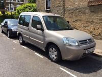 Comfortable Citroen BERLINGO Multispace in great shape!