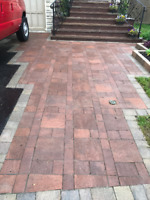 DRIVEWAY EXTENSIONS! STEPS! FLOWER BEDS! RETAINING WALLS!
