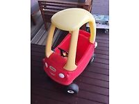 little tykes coupe car