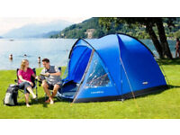 BRAND NEW Vango Berkeley 400 Tent 4 person Tent 4000HH (willing to post) cost £135 with tags