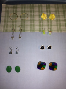 EARRINGS Batch Lot #2