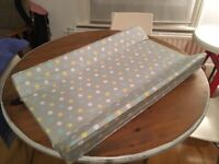 Baby changing mat never used, brand new only £15 open to offers