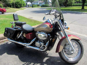 Honda Shadow ACE 750cc 1999