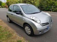 2006 automatic Nissan Micra 1.3 MOT till September full service history