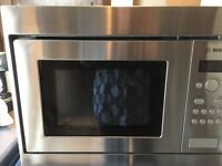 Bosch Built in Microwave New and Unused