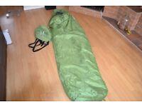sleeping bag / code 4/