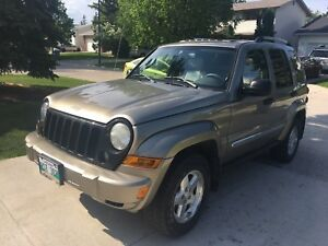 2006 Jeep Liberty limited! Diesel! 4X4! Great Price!