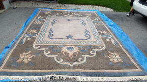 One-of-a-Kind Nepalese Area Rug