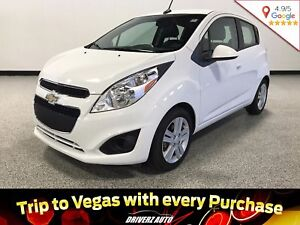 2014 Chevrolet Spark 1LT CVT CLEAN CARPROOF, REARVIEW CAMERA,...