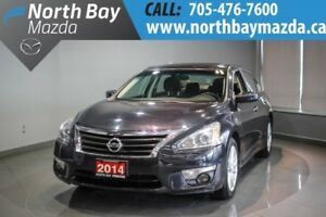 2014 Nissan Altima Sunroof + Power Driver Seat + Back-Up Camera