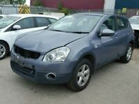 NISSAN QASHQAI 2009 2.0 PETROL AUTOMATIC BREAKING FOR SPARES / PARTS
