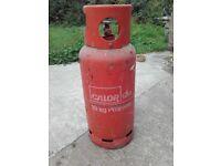 Calor gas propane bottle