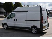 2.0 LH29 DCI H/R 5D 115 BHP LWB PHASE 3 SAT NAV AIR CON DIESEL MANUAL VAN 2012