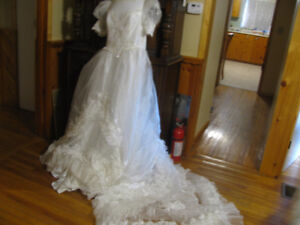 Size 14 Weddng dress
