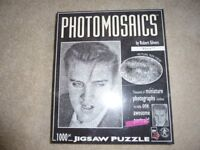 ELVIS - PHOTOMOSAICS JIGSAW