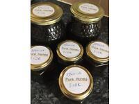 Spanish sidr honey organic