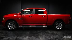 2014 RAM 1500 Sport CRUISE CONTROL! BLUETOOTH! NAVIGATION! 4-...