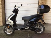 Moped scooter 50cc gy6 good