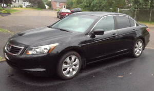 2009 Honda Accord EX-L Berline