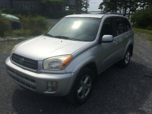 2003 Toyota RAV4 LIMITED FOR SALE