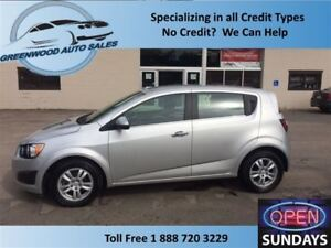 2013 Chevrolet Sonic AUTO! LOW KM! CALL NOW!