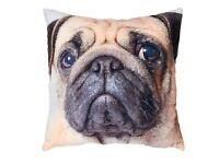 Pug Pet Cushion