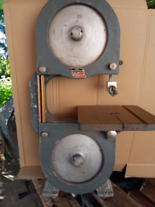 """Craftmaster 12"""" Band saw -a re-build project"""