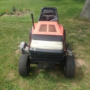MTD 14.5 Hp riding lawnmower