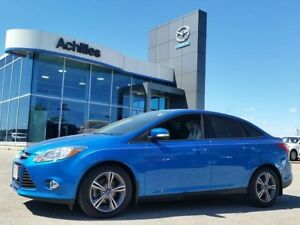 2014 Ford Focus SE, Auto, Alloys, Well Equipped