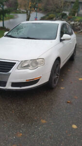 2007 White Volkswagen Passat- REDUCED TO SELLL