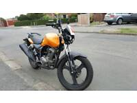 Zontes panther 125 cc learner legal