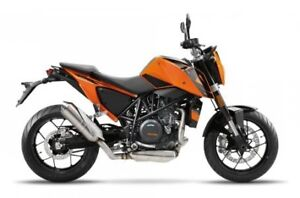 2017 KTM 690 DUKE + BONUS FREE ACCESSORIES