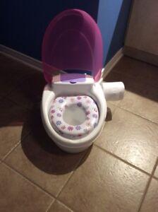 Toilette enfant fille