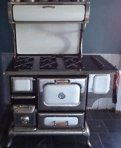 Antique Heartland  Propane stove