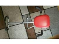 Ab sit up bench in excellent condition
