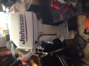 Outboard - boat motor