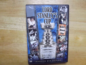 """FS: 2003 """"Lord Stanley's Cup: Hockey's Ultimate Prize"""" DVD"""