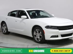 2016 Dodge Charger SXT AWD AUTO TOIT BLUETOOTH MAGS