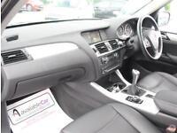 Bmw X3 xDrive 20d 2.0 SE 5dr 4WD Leather