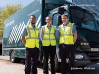 John Lewis Customer Delivery Driver, Theale
