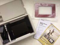 Sony - S Frame Digital Photo Frame