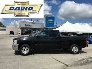 2012 Chevrolet Silverado 1500 LT EXT 2WD SHORT LOADED HITCH