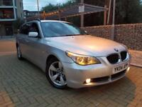 BMW 5 Series 525d SE Touring AUTOMATIC DIESEL 5dr FSH+2 KEYS+LEATHER