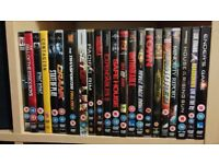 DVD's for sale!!